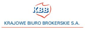 KBB Krajowe Biuro Brokerskie Logo